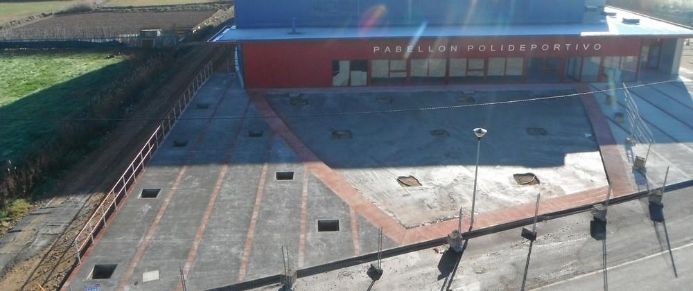 Pistas Polideportivo Torres de Berrellen