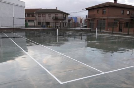 Pista de tenis Luceni